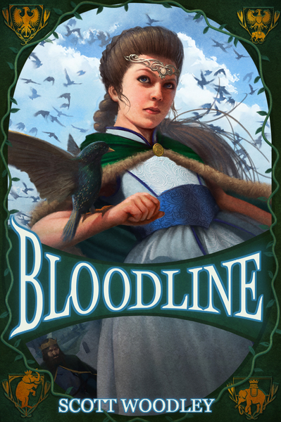 Bloodline by Scott Woodley