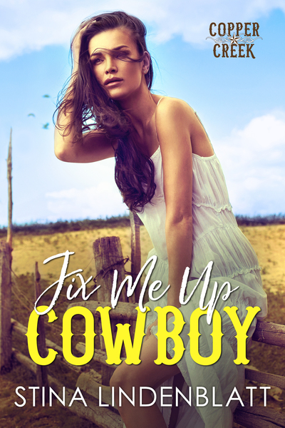 Fix Me Up, Cowboy by Stina Lindenblatt