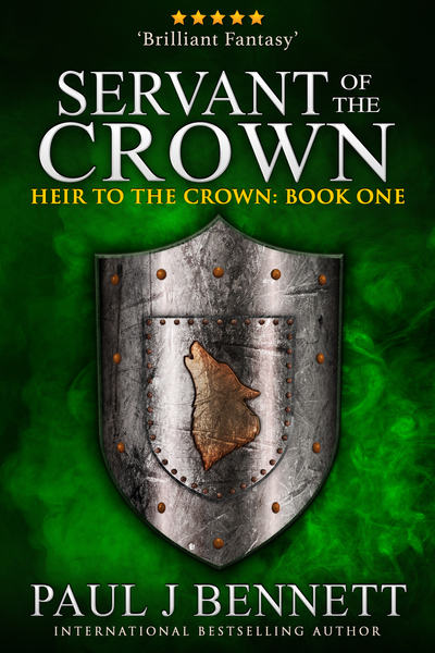 Servant of the Crown by Paul J Bennett