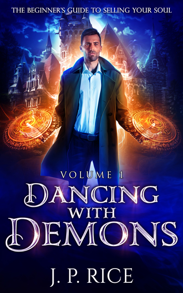 The Beginner's Guide to Selling Your Soul, Volume 1: Dancing with Demons Preview and Bonus Prequel by Jason Paul Rice
