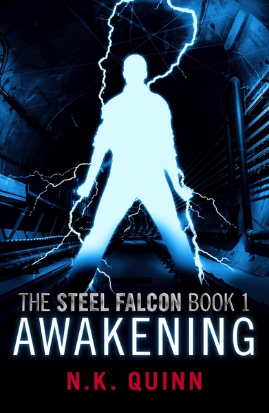 The Steel Falcon Book 1: Awakening - sample by N.K. Quinn