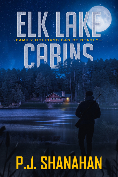 Elk Lake Cabins by P.J. Shanahan