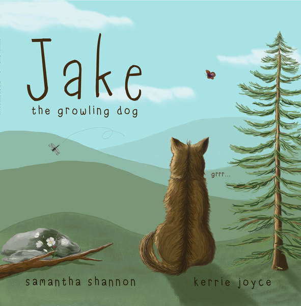 Jake the Growling Dog by Samantha Shannon