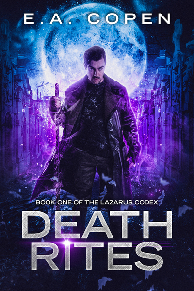 Death Rites (SAMPLE CHAPTER) by E.A. Copen