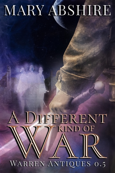 A Different Kind of War by Mary Abshire
