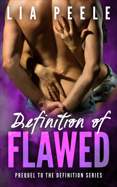 Definition of Flawed by Lia Peele - BooksGoSocial P