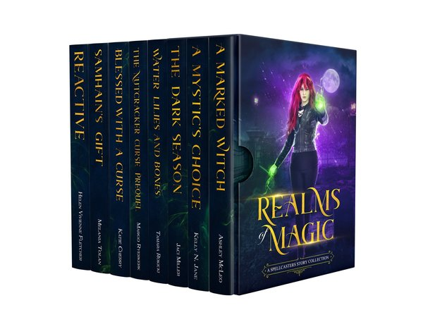 Realms of Magic by Ashley McLeo