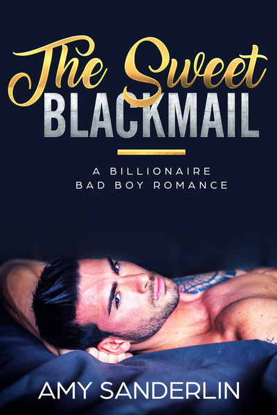 The Sweet Blackmail by Amy Sanderlin
