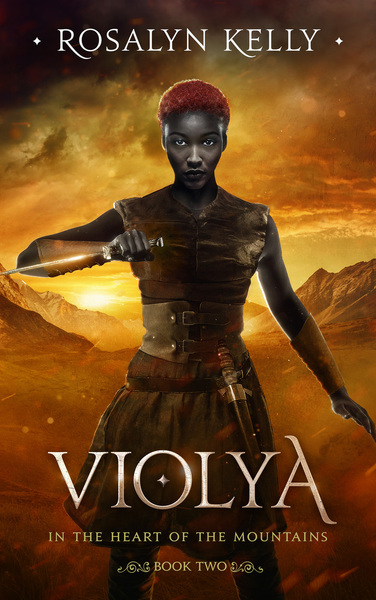 Violya by Rosalyn Kelly