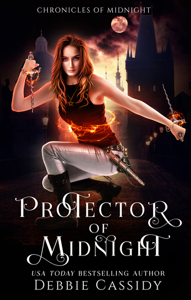Protector of Midnight ARC by Debbie Cassidy