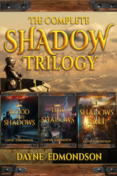 The Complete Shadow Trilogy by Dayne Edmondson