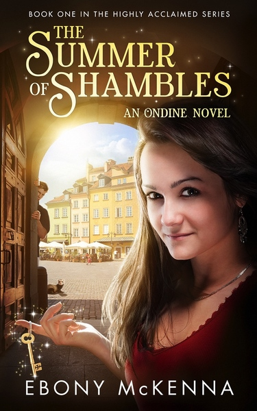 The Summer of Shambles - full length novel by Ebony McKenna