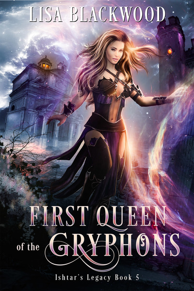 First Queen of the Gryphons by Lisa Blackwood