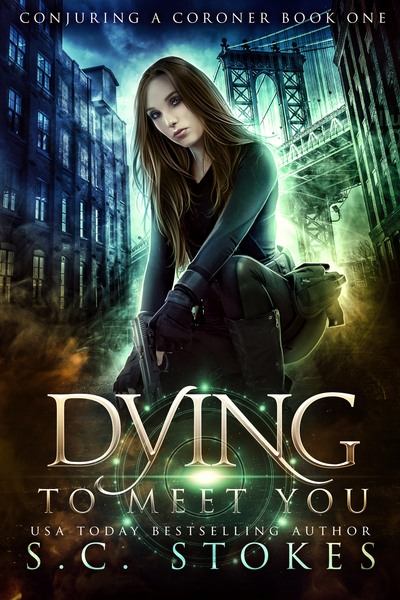 Dying to Meet You by Samuel Stokes