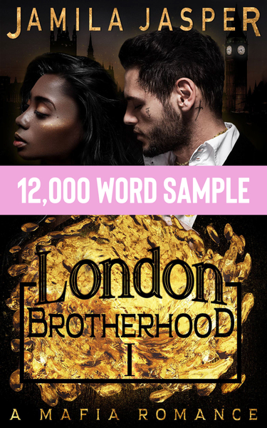 SAMPLE: The London Brotherhood I by Jamila Jasper
