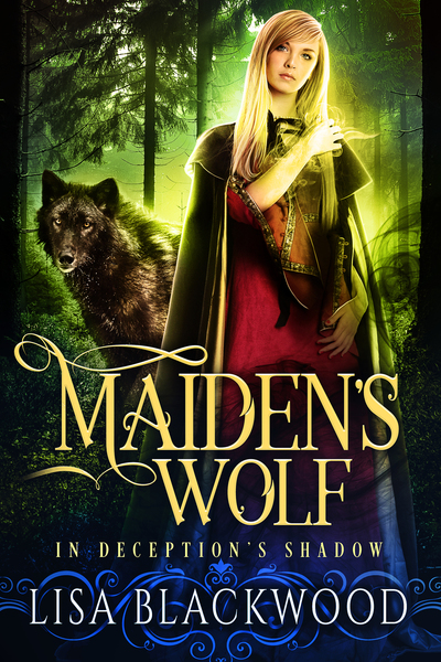 Maidens Wolf by Lisa Blackwood