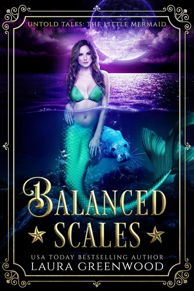 Balanced Scales by Laura Greenwood