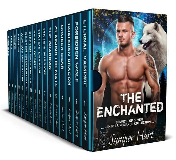 The Enchanted: Council of Seven Shifter Romance Collection by Deals on Romance