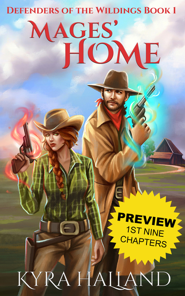 Mages' Home (Sample) by Kyra Halland