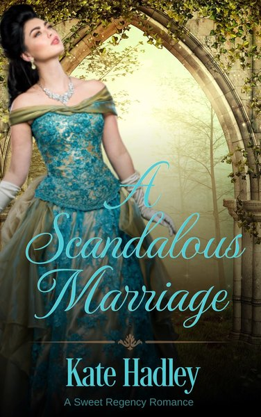 A Scandalous Marriage by Sweet Historical Romance