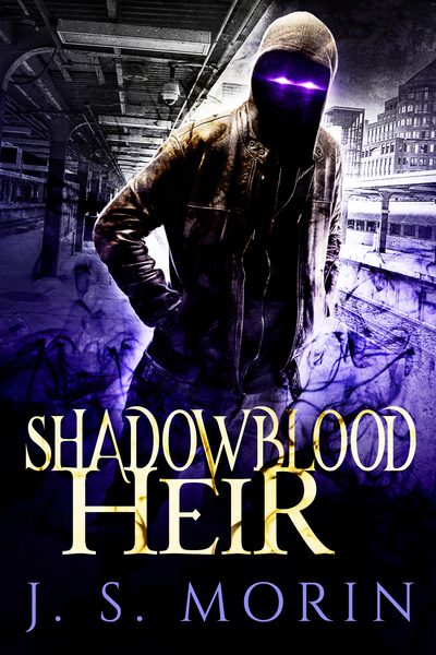 Shadowblood Heir by J.S. Morin