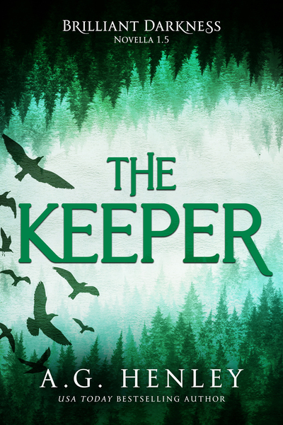 The Keeper: A Brilliant Darkness Story by A.G. Henley