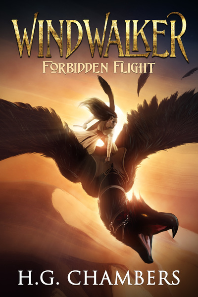 Windwalker: Forbidden Flight by H.G. Chambers