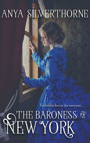 The Baroness of New York (sample) by Anya Silverthorne
