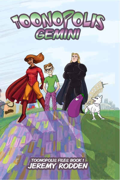 Toonopolis: Gemini (Preview) by Jeremy Rodden