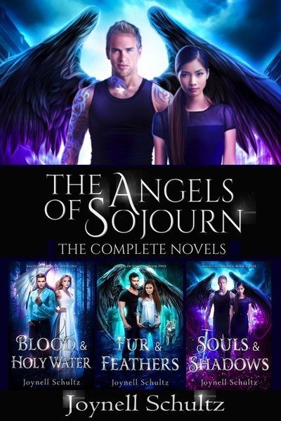 Angels of Sojourn Boxed Set, Books 1-3 by Joynell Schultz