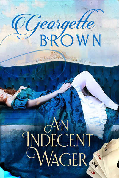 An Indecent Wager by Em Brown
