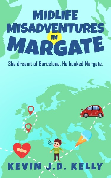The Travel Diaries of John Dot: Margate by Kevin Kelly