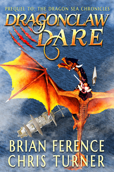 Dragonclaw Dare by Brian S. Ference