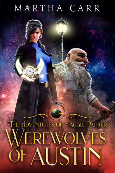 Werewolves of Austin by Martha Carr