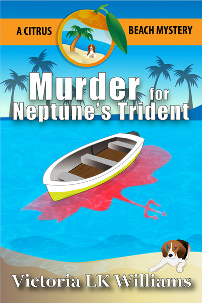 Murder for Neptune's Trident by Victoria LK Williams