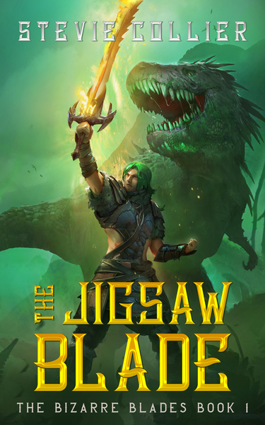 The Jigsaw Blade (5 Chapter Sample) by Stevie Collier