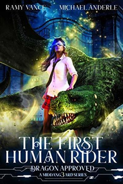 The First Human Rider by LMBPN Publishing