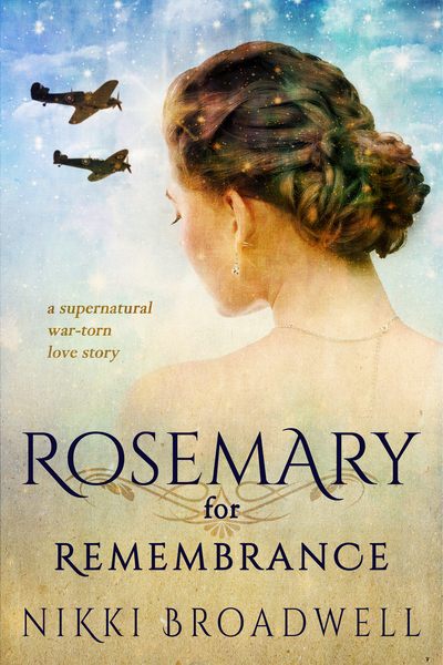 excerpt of Rosemary for Remembrance by Nikki Broadwell
