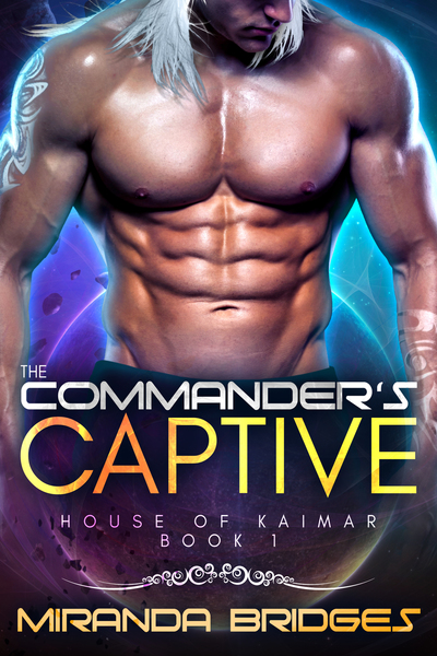 The Commander's Captive by Miranda Bridges