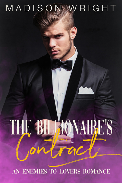 The Billionaire's Contract by Madison Wright