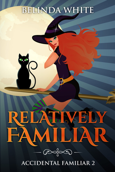 Relatively Familiar by Belinda White