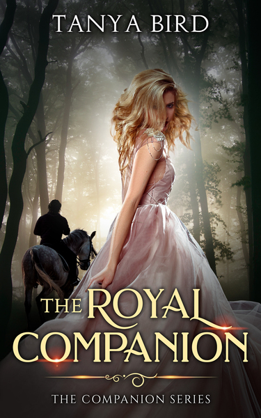 The Royal Companion by Tanya Bird