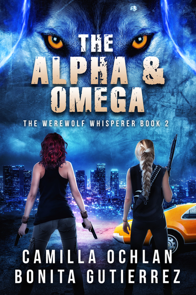 The Alpha & Omega by Camilla Ochlan & Bonita Gutierrez