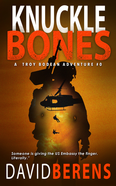 Knuckle Bones by David Berens