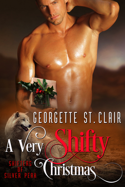 A Very Shifty Christmas by Georgette St. Clair