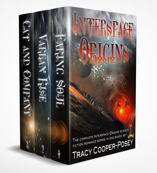 Interspace Origins by Tracy Cooper-Posey