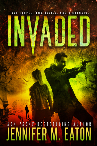 Invaded Preview by Jennifer M. Eaton