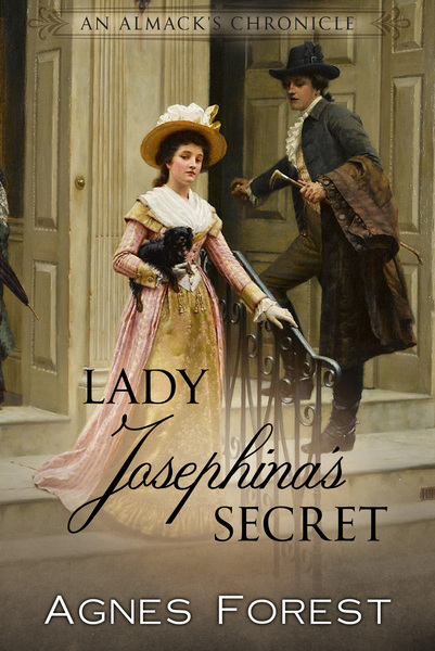 Lady Josephina's Secret by Agnes Forest
