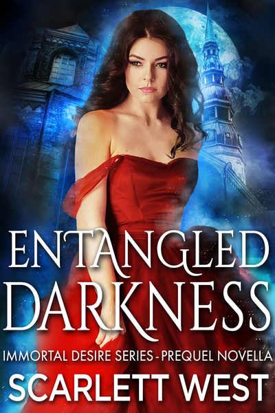 Entangled Darkness by Scarlett West