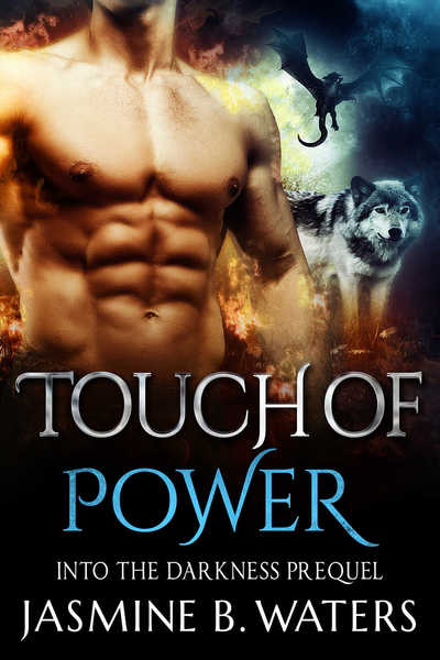 Touch of Power by Jasmine B. Waters